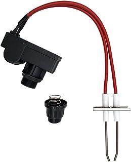 MeTer Star dwa wyjścia AA zapalnik baterii z podwójną elektrodą zapłonową do gastronomii zestaw kuchenek do gotowania elek...