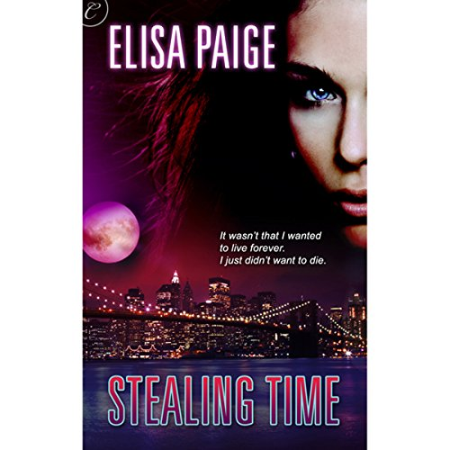 Stealing Time audiobook cover art