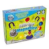 Science4you-Fábrica Magnética, Juguete Científico, Regalo Original, Incluye 25 Experimentos y un...