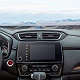 J&D Compatible para 2017 2018 2019 2020 Honda CR-V Navegación del Coche Protector de Pantalla, 1 Pack [Anti Reflejante] [Anti-Huella Dactilar] Prima Mate Protector de Pantalla para EX EX-L Touring