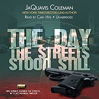 The Day the Streets Stood Still audiobook cover art