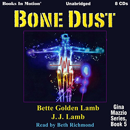 Bone Dust audiobook cover art
