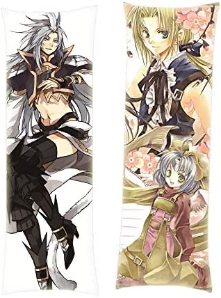 Attvn Final Fantasy ix Kuja Zidane Tribal Pillowcases 150x50cm 59in x 19 6in Two Way Tricot product image