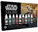 Fantasy Flight Games Star Wars Legion: Republic Paint Set