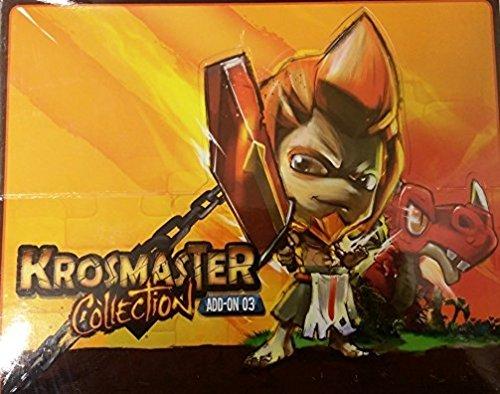 Pegasus Spiele 51072G - Krosmaster Blindbox Display - Serie 3, 12 Booster