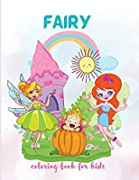 Fairy: Adorable and Unique Coloring Book for Kids, All Ages