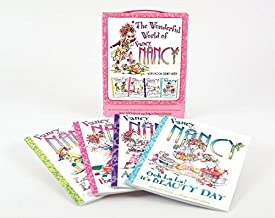 Fancy Nancy: The Wonderful World of Fancy Nancy: 4 Books in 1 Box Set!