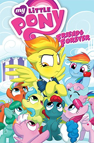 My Little Pony: Friends Forever Vol. 3 (Comic)