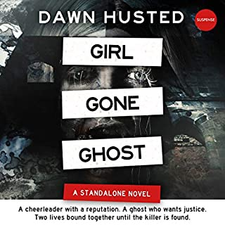 Girl Gone Ghost audiobook cover art