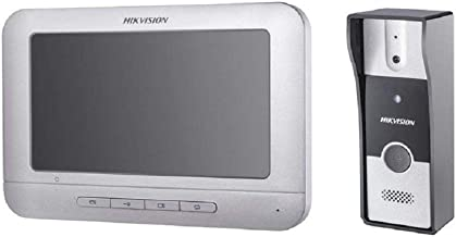 Video Porteiro Hikvision Completo DS-KIS202