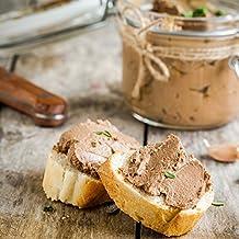 Foie Gras Grolière Crème de Canard au Monbazillac/aux Châtaignes en Verrine 1 Unité 70 g