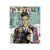 Playboy Limited Edition: Hugh HEFNER Special Tribute Issue White