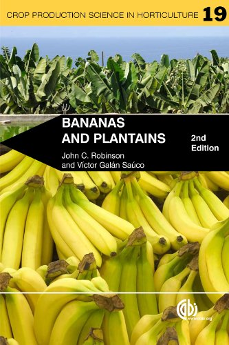 Bananas and Plantains (Crop Production Science in Horticulture Book 19) (English Edition)