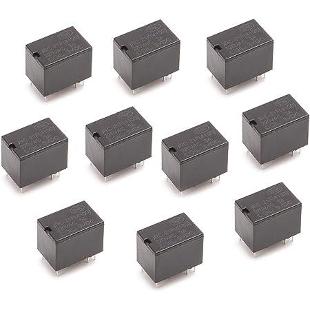 JRC-21F 4100 DC Mini rel/è di alimentazione a 6 pin PCB montaggio rel/è 3 V 5 V 12 V