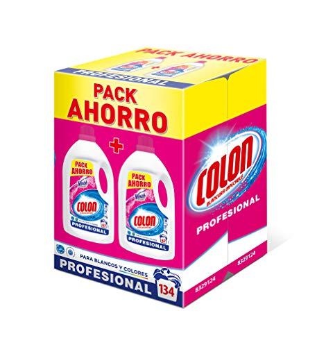 Colon Detergente Profesional Formato Gel Vanish Powergel (134 lavados)