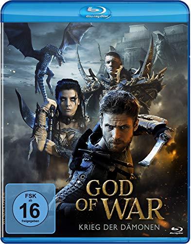 God of War - Krieg der Dämonen [Blu-ray]