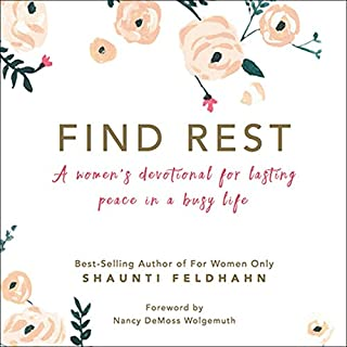 Find Rest audiobook cover art