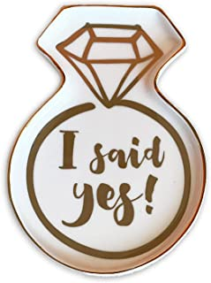 I Said Yes Jewelry Trays (I Said Yes!)