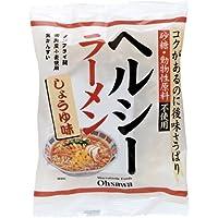 オーサワジャパン ヘルシーラーメン(天然醸造醤油) 112g