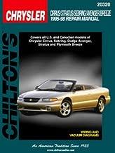 Best chrysler 1998 sebring Reviews