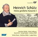 Schütz: Kleine geistliche Konzerte Vol.1 - Dorothee Mields (Sopran)