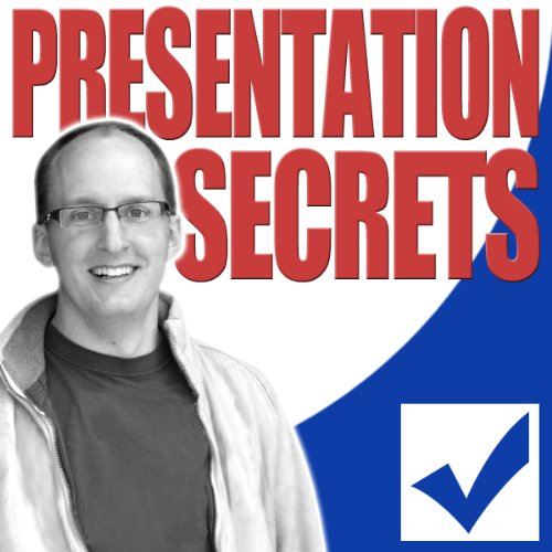 Presentation Secrets audiobook cover art