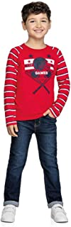 Camiseta Marisol Play Vermelha Menino