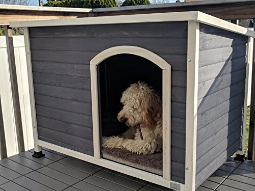 A4Pet Large Outdoor Dog House