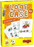 HABA 306123 - LogiCASE Set de Ampliación – La Vida Cotidiana, Juego Educativo. Más 4 años