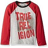 True Religion Boys' Base Raglan