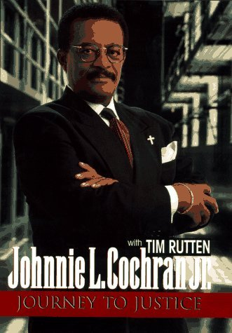 By Johnnie Cochran - Journey to Justice (1996-10-15) [Hardcover]