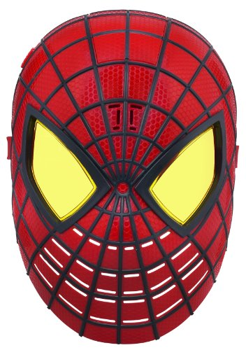 The Amazing Spider-Man – 38868 – Hero FX Mask – Masque Electronique Langue Anglaise (Import UK)