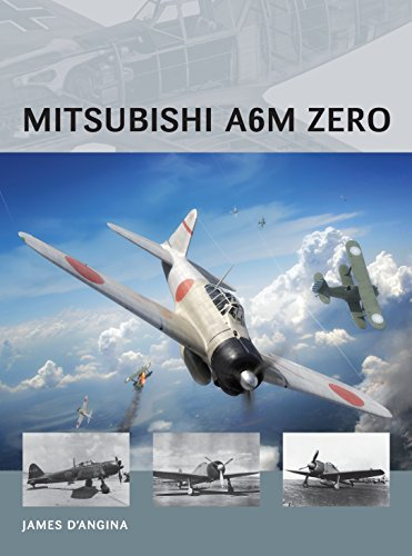Mitsubishi A6M Zero (Air Vanguard Book 19) (English Edition)