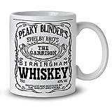 Peaky blinders whiskey shelby bros 330 ml taza ii668
