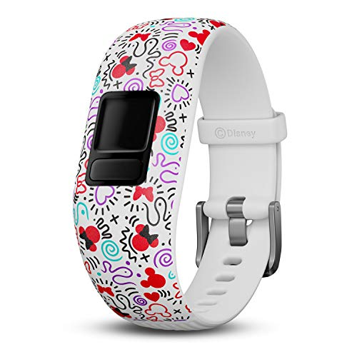 Garmin Kinder Jr. 2 Disney Minnie Mouse Größe Vivofit Jr.2 Wechselarmband, Disney Minnie Maus, XS