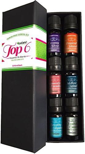 Top 10 Best christmas essential oil blend Reviews