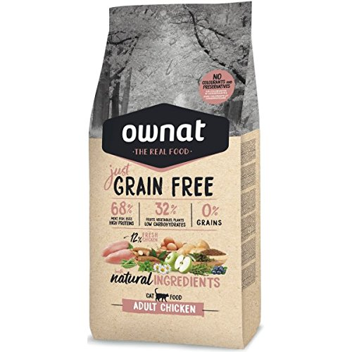 Ownat Just Grain Free Adult Cat 3000 g