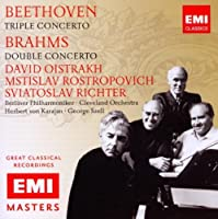 Beethoven: Triple Concerto / Brahms: Double Concerto (2011-05-12)
