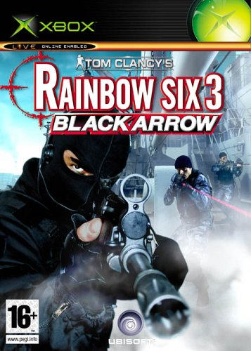Tom Clancy's Rainbow Six 3 - Black Arrow