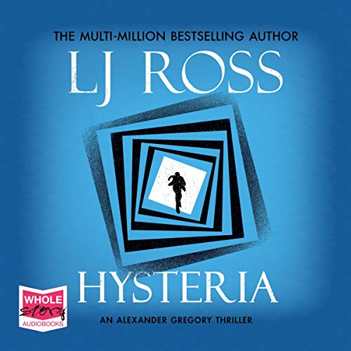Hysteria audiobook cover art