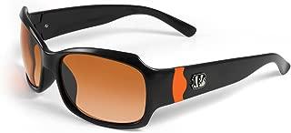 NFL Cincinnati Bengals Bombshell Sunglasses with Bag