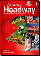 Second Edition Level 1 Student Book with Multi-ROM (American Headway)