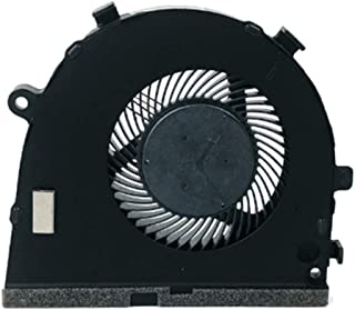 prasku Replacement CPU Cooling Fan for Dell G3-3579 3779 G5 5587 15 5587 Series Laptop