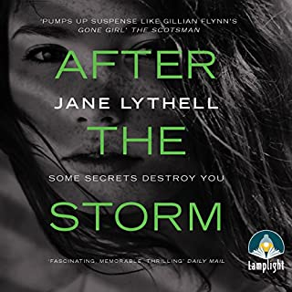 After the Storm audiobook cover art