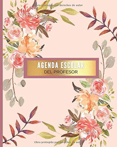 Agenda escolar del Profesor: Agenda Nuevo año escolar | Cuaderno del Profesor | Planificación para cada semana