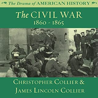 The Civil War: 1860 -1865 cover art