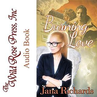 Burning Love audiobook cover art