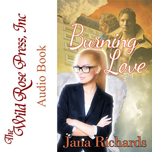 Burning Love audiobook cover art