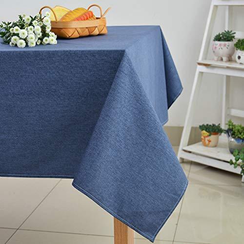 sans_marque Essentials - Mantel de agua para mesa (100 x 130 cm)