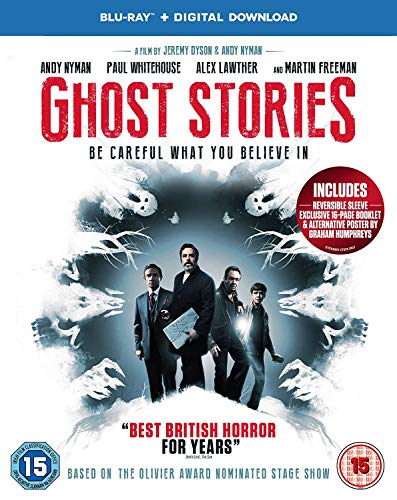 Blu-ray1 - Ghost Stories (1 BLU-RAY)